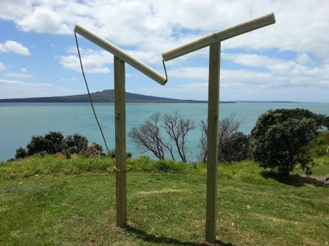 A taste of things to come at NZ Sculpture OnShore with Chelsea Rothbart's new wax project.