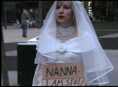 Anastasia Klose, Film for My Nanna 2006, video still; courtesy of the artist