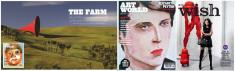 The Farm article by Rob Garrett published in Art World (AUS & UK), The Australian Wish