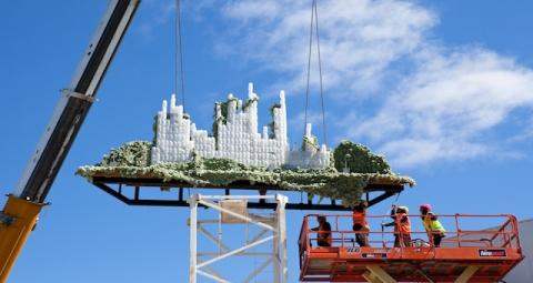 Joanna Langford, The High Country 2012, commissioned by SCAPE Public Art; photo courtesy of the artist and SCAPE