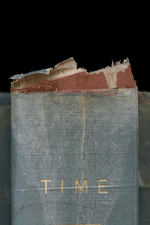 Mickey Smith, Collocation No. 12 (TIME), 2009 (detail)