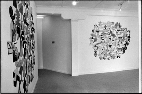 Richard Killeen, Monkey's Revenge (1987), original exhibition context
