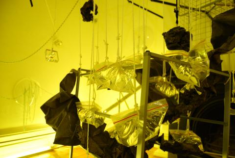 "Soo-Joo Yoo, ""Multiple Temporalities"" 2012; photo courtesy of the artist"